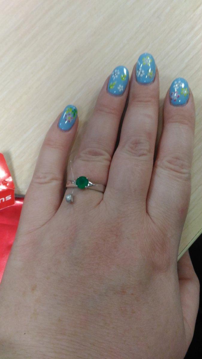 Красивое кольцо в мою коллекцию