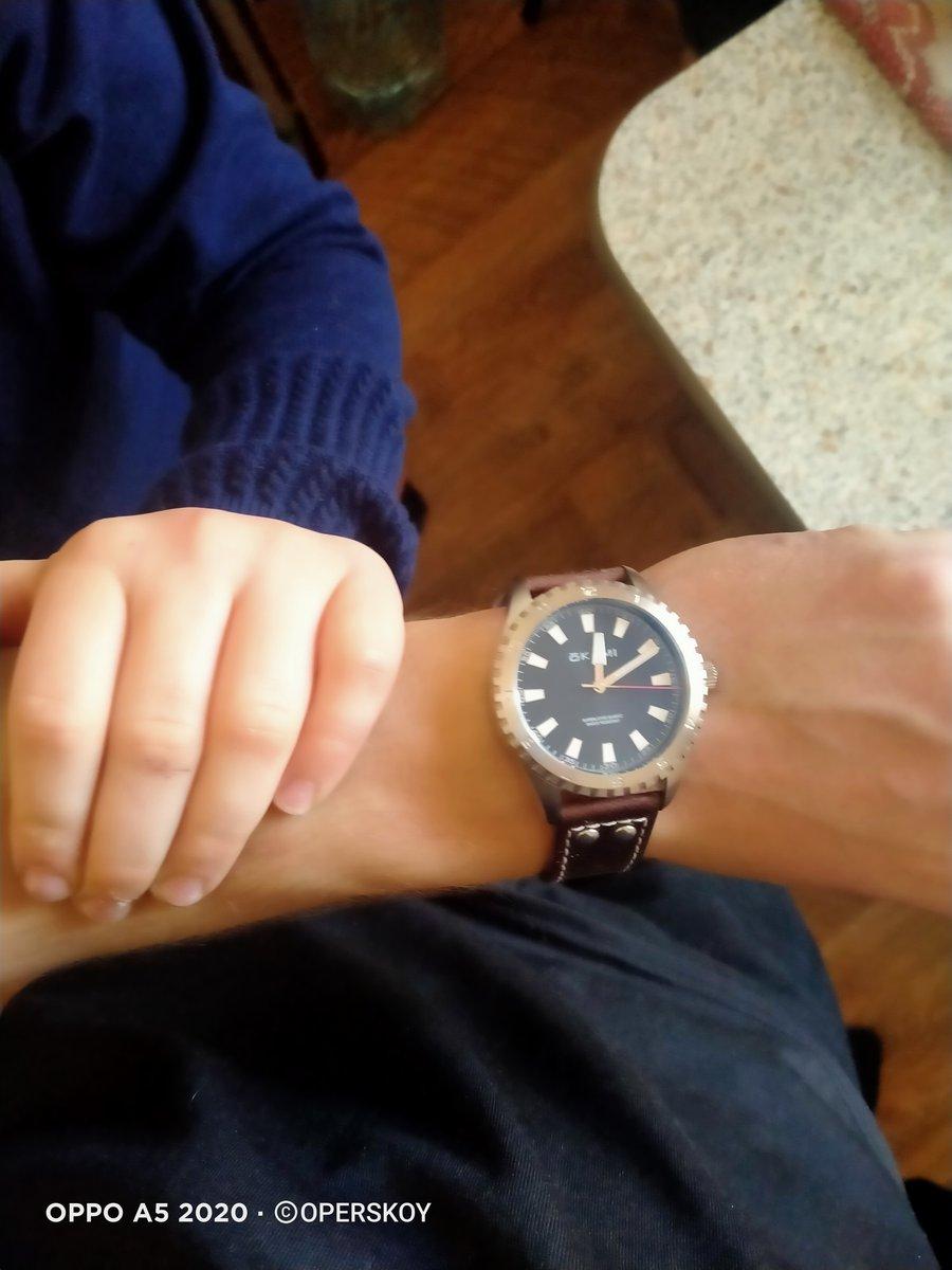 Часы бомбовые