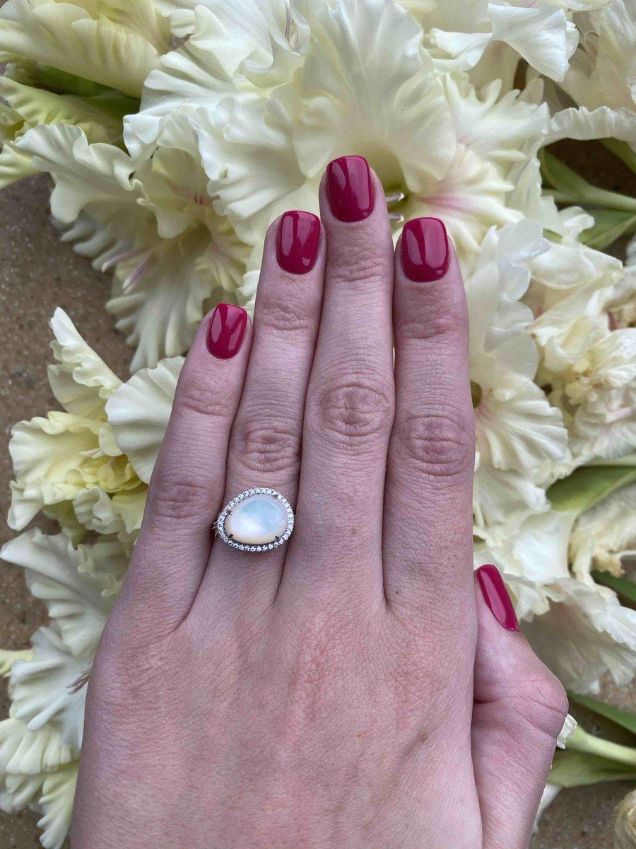 Нежнейшее кольцо 💍
