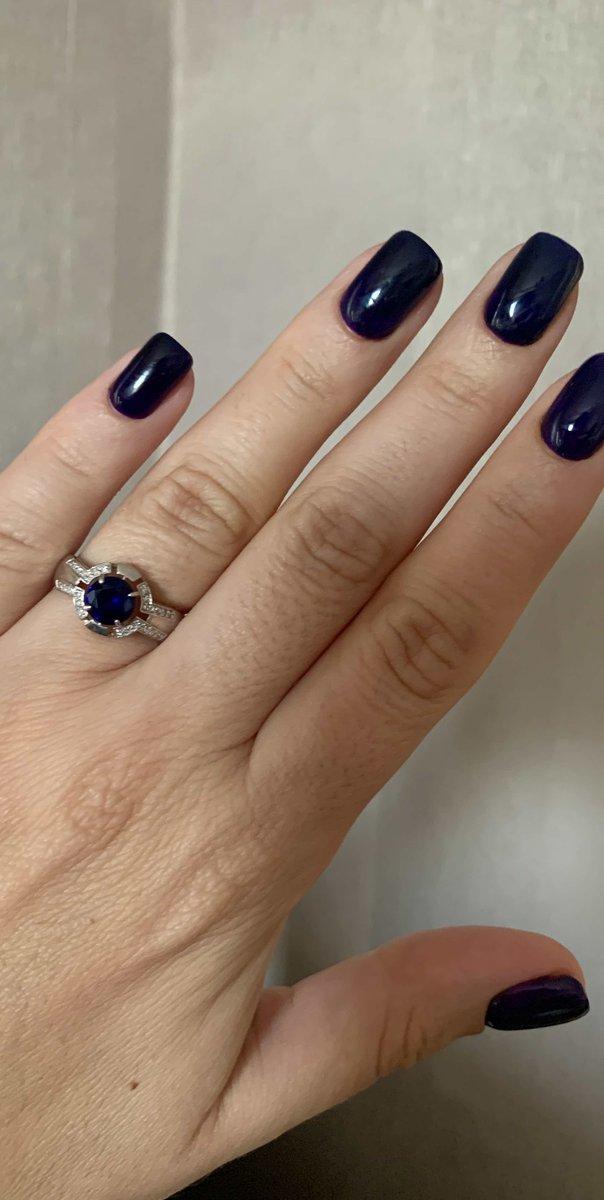 Красивое и эффектное кольцо