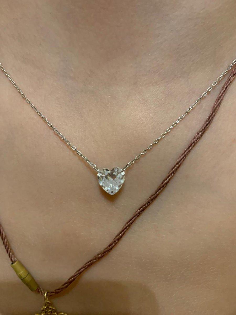 Очень нежное ожерелье