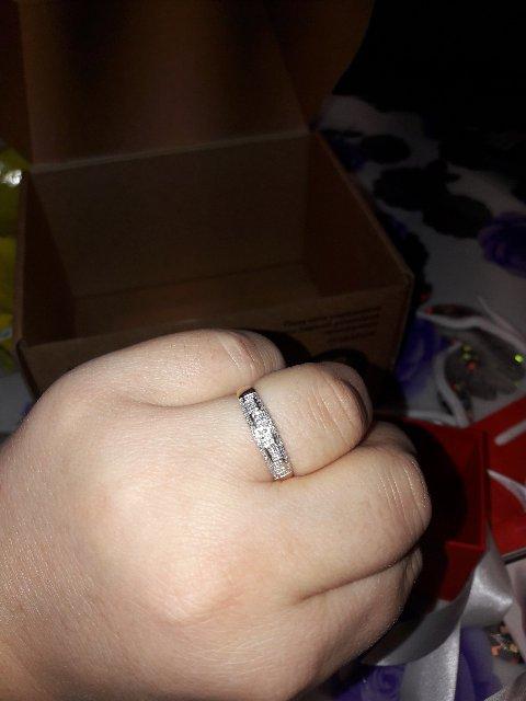 Безумно красивое кольцо