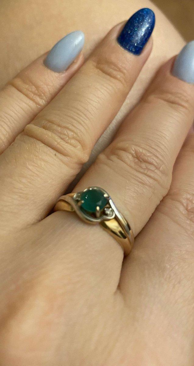 Долго искала подобное кольцо