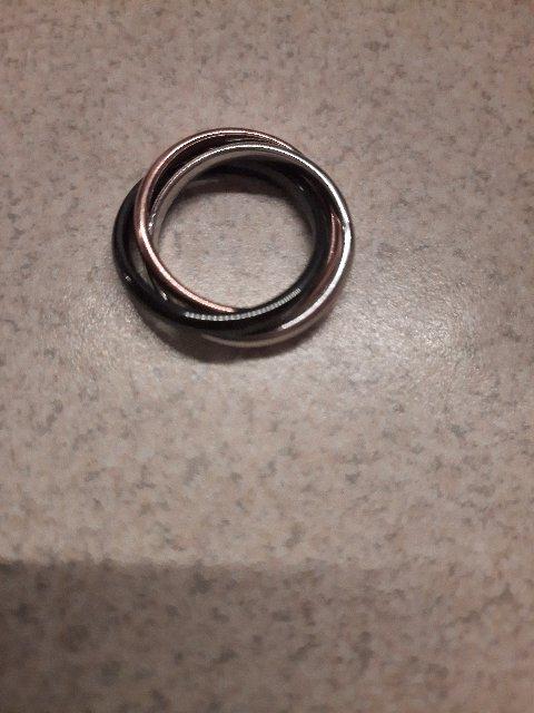 Кольцо тройное керамическое