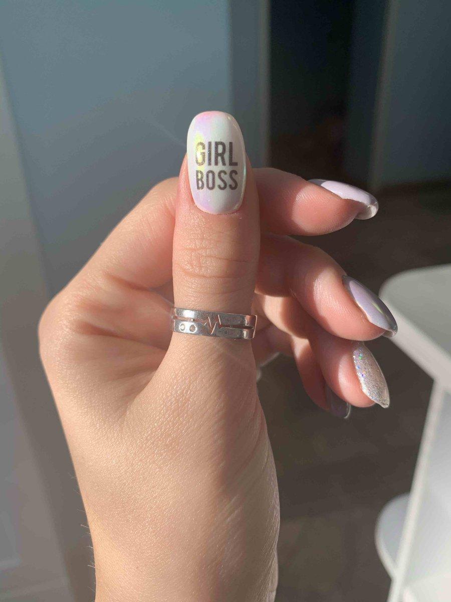 Кольцо очень классное!
