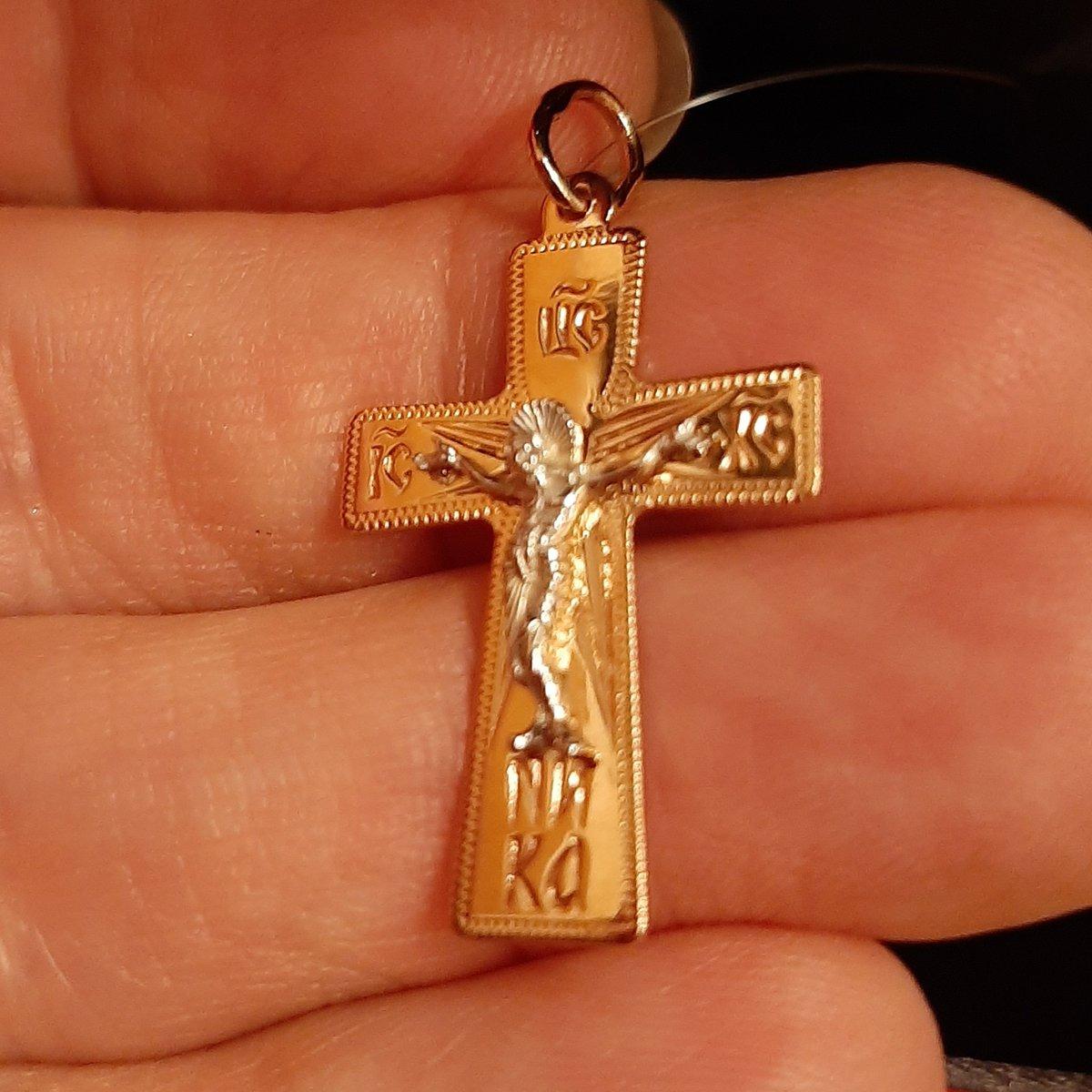Крест классический