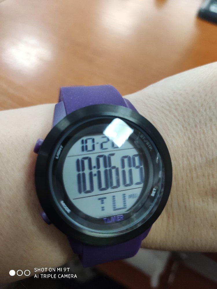 Классные часы, мне очень удобно, единственный минус, не 24, а 12 формат.