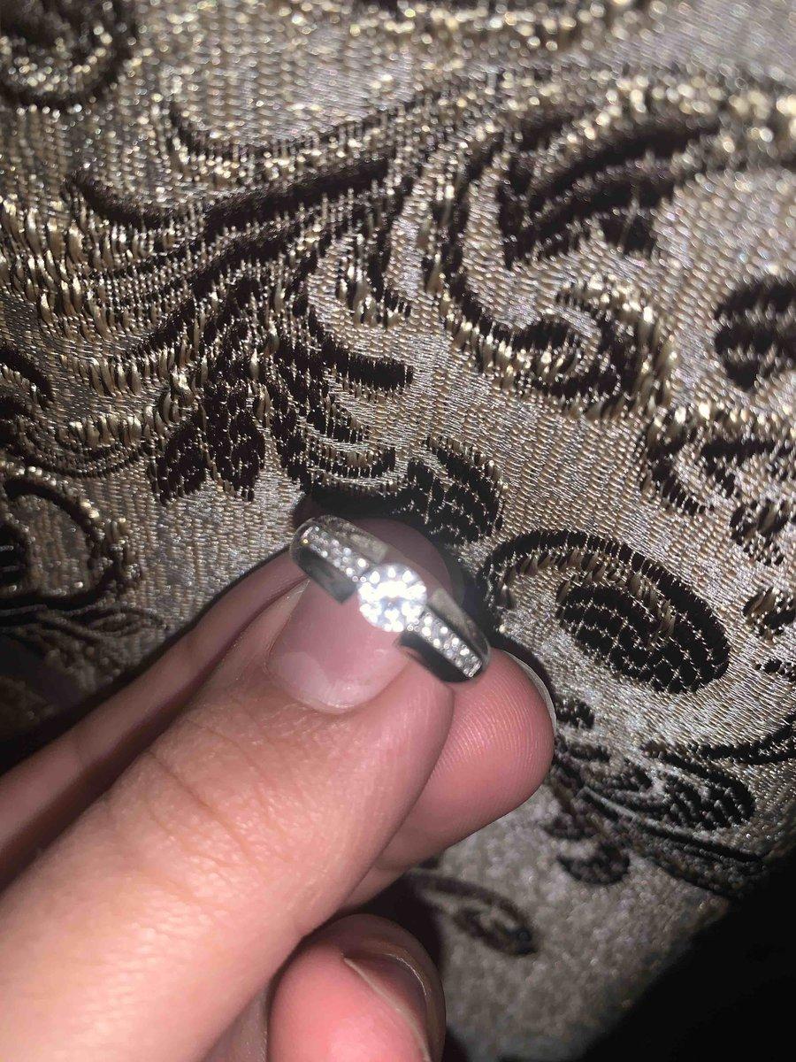 Золотое кольцо за приятную цену