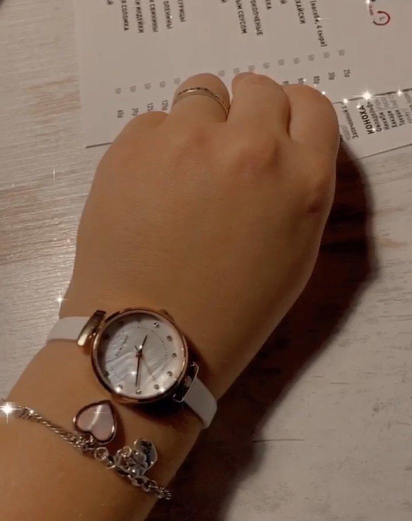 Прекрасный дизайн часов