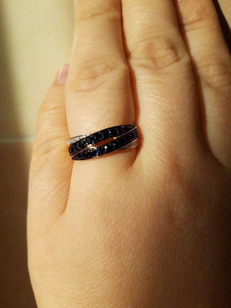 Изящное и удобное кольцо на каждый день!