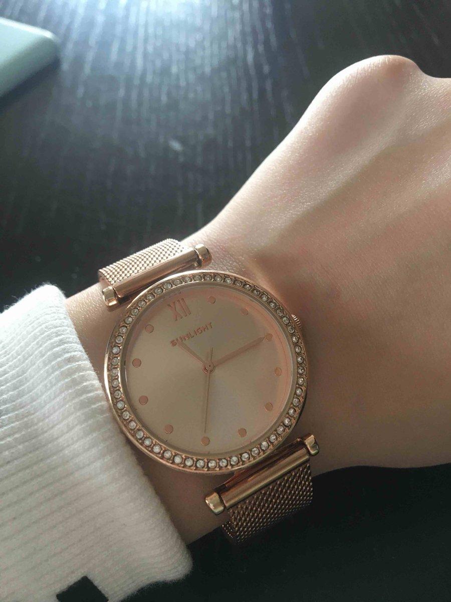 Купила часы, очень понравились))