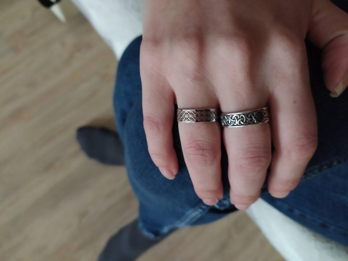 Сдержанное кольцо.