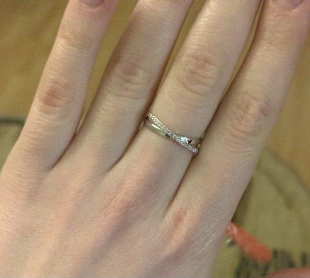 Очень красивое и эллегантное кольцо