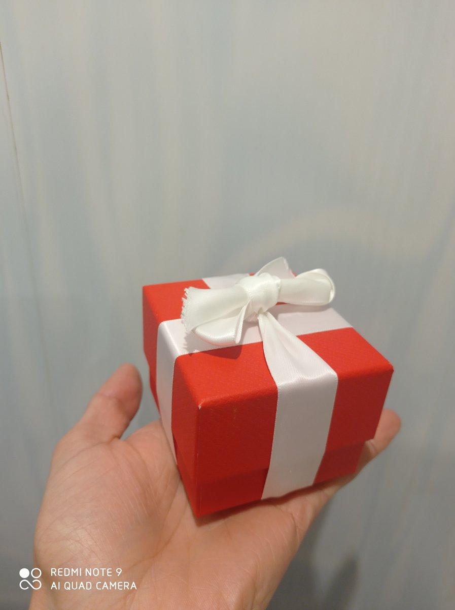 Очень приятный подарок!