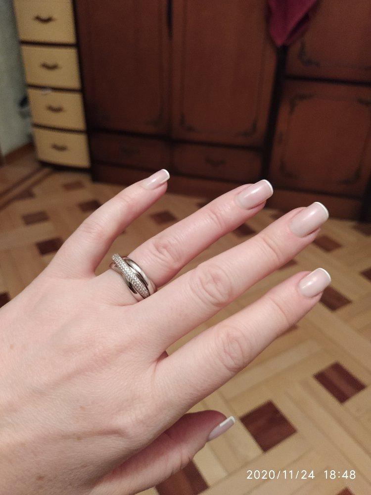 Кольцо из пяти колец