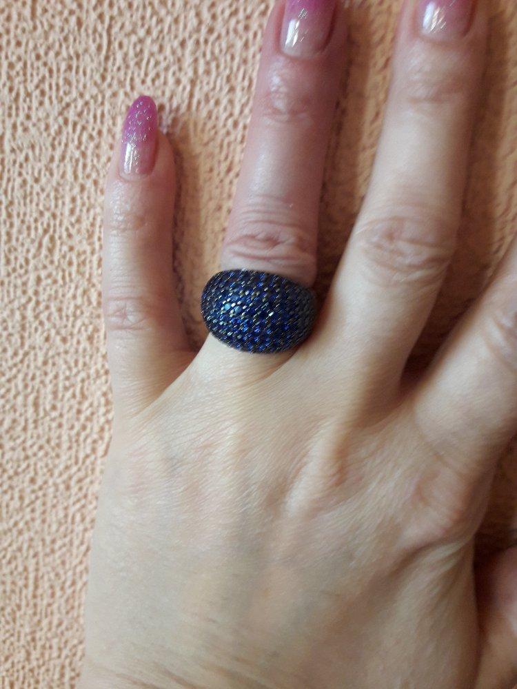Объёмное кольцо.