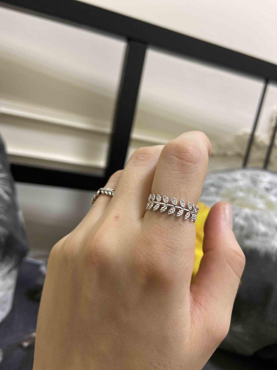 Не банальное кольцо