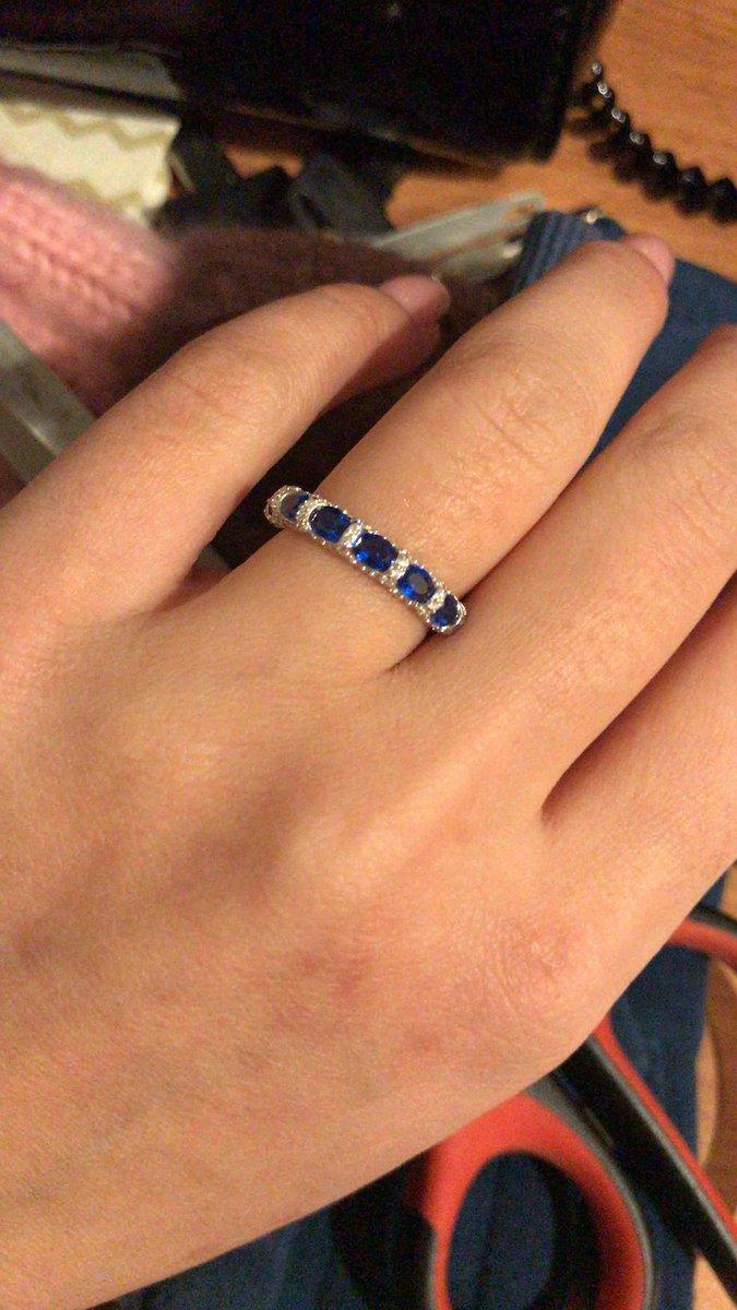 Нежности кольцо