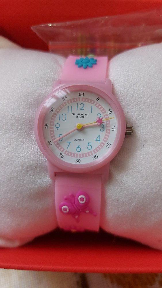 Часы детские sunlignt