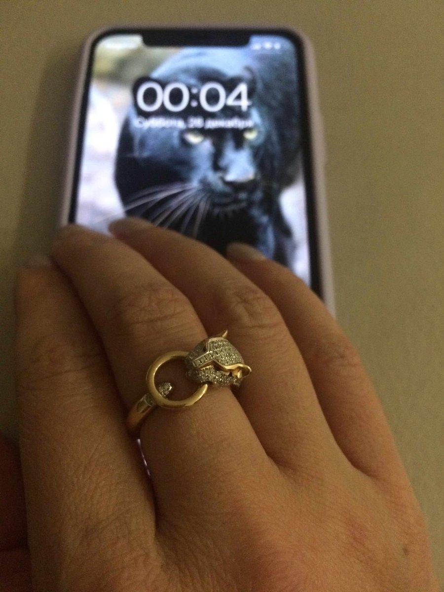 Кольцо супер!🌟
