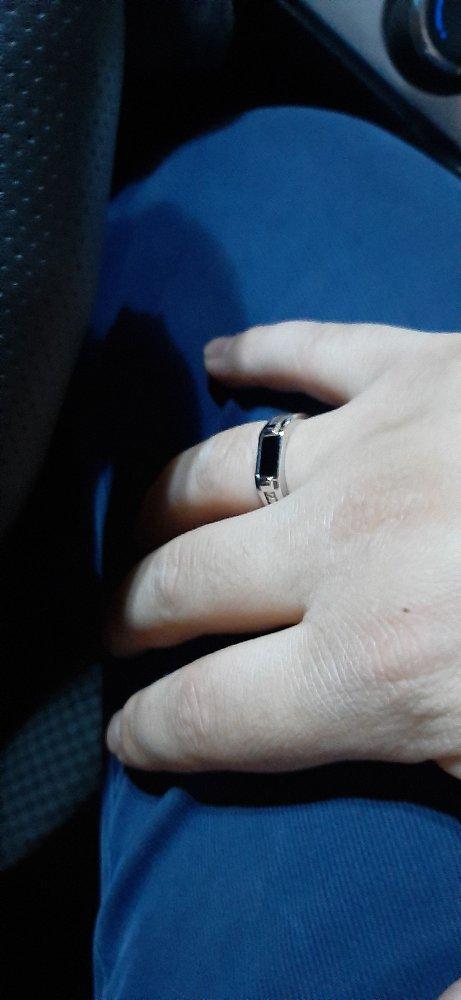 Кольцо отличное !