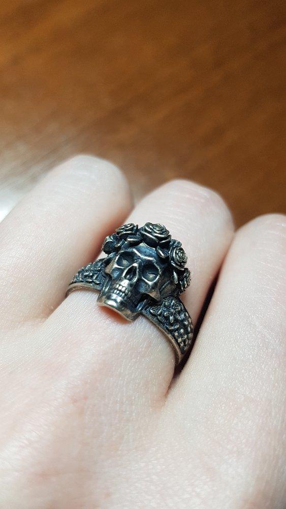 Готическое кольцо