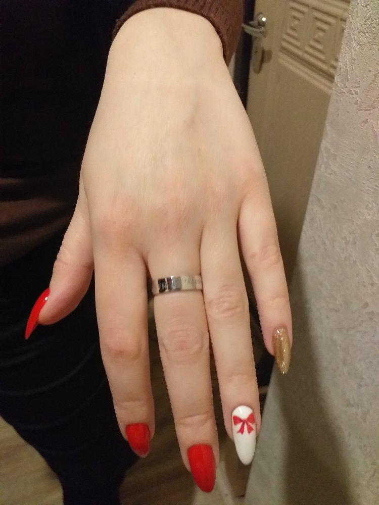 Кольцо-символ.