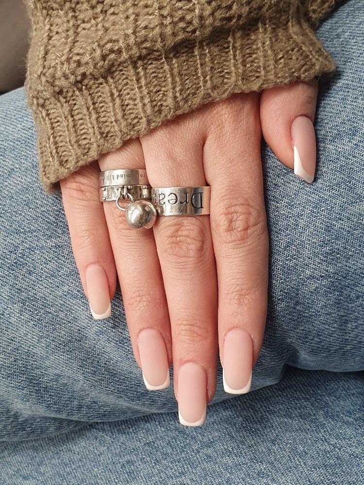 Клёвое кольцо