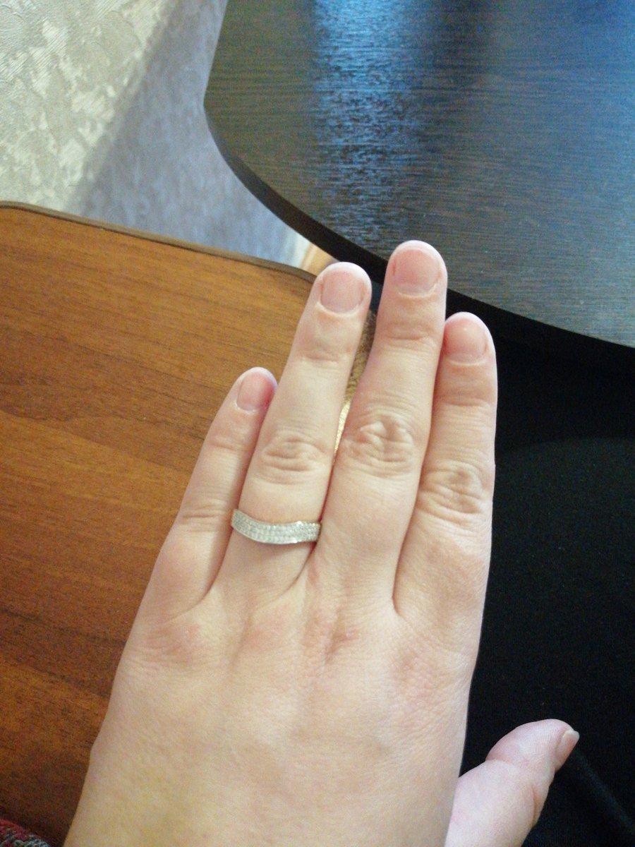 Стильное, эффектное кольцо