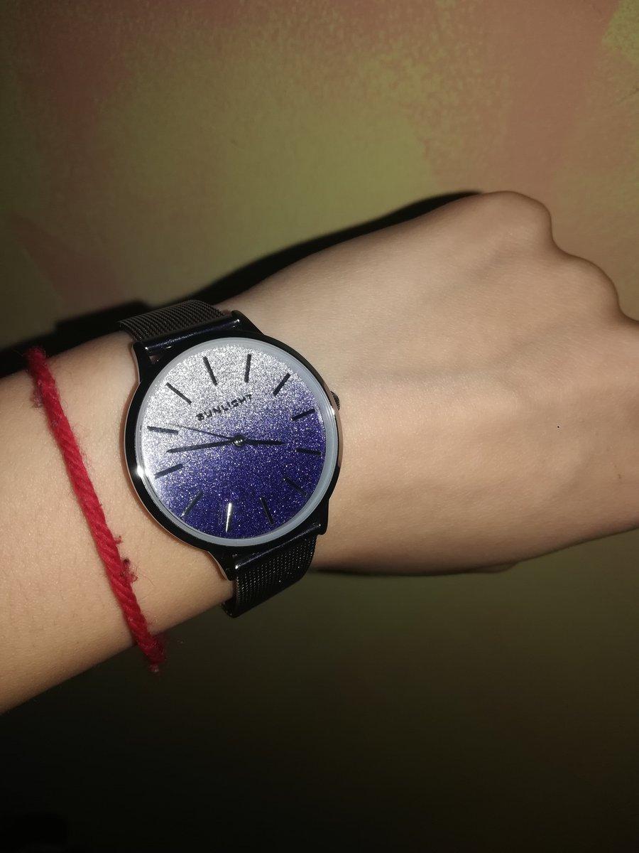 Очень удобные и красивые часы