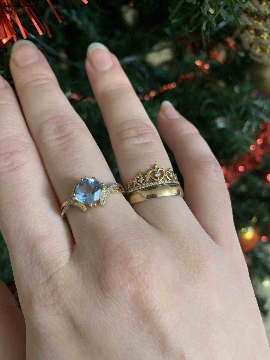 Безумно красивое кольцо 🥰