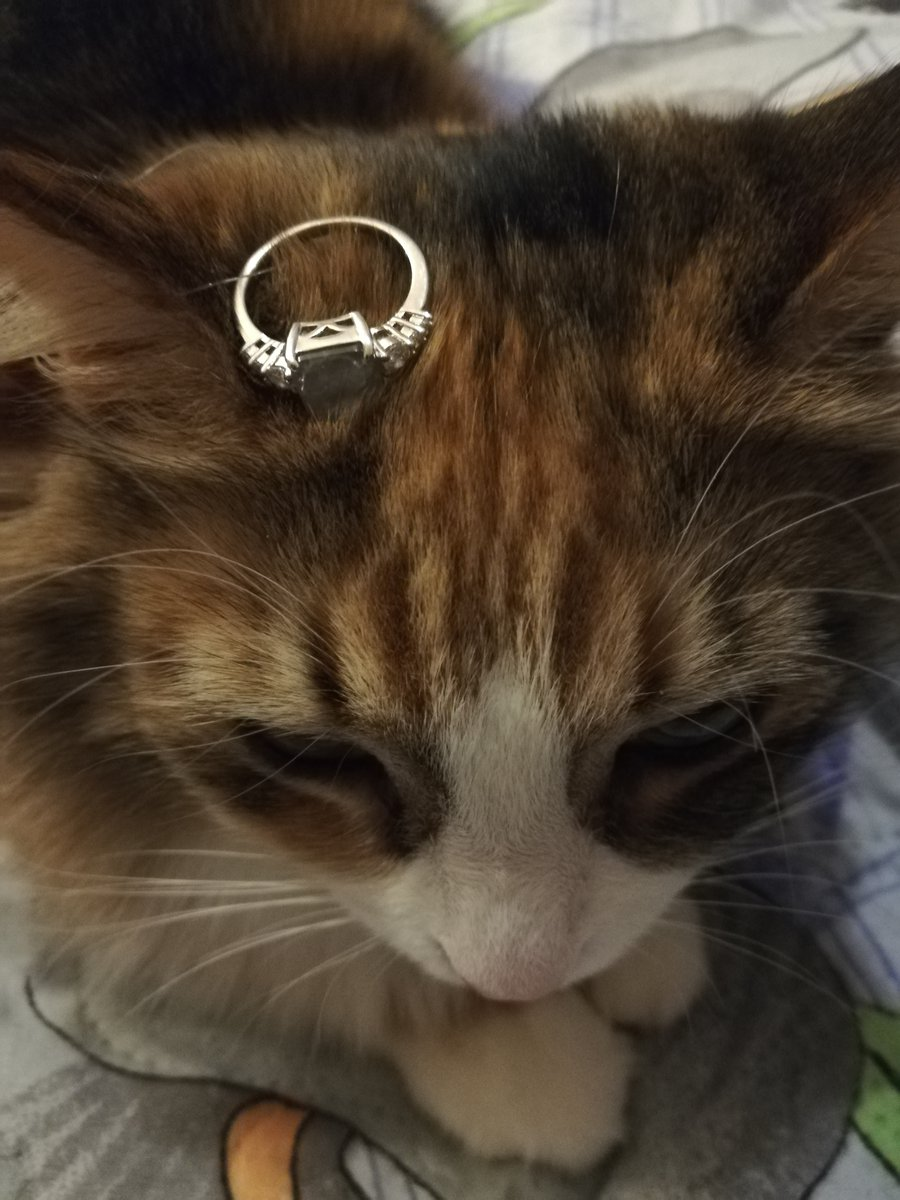 Очаровательное и очень милое 💍 кольцо!