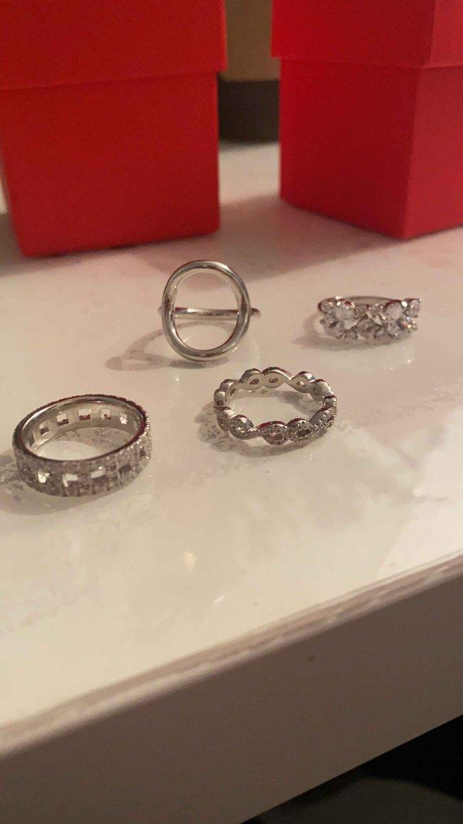 Шмкарные кольца