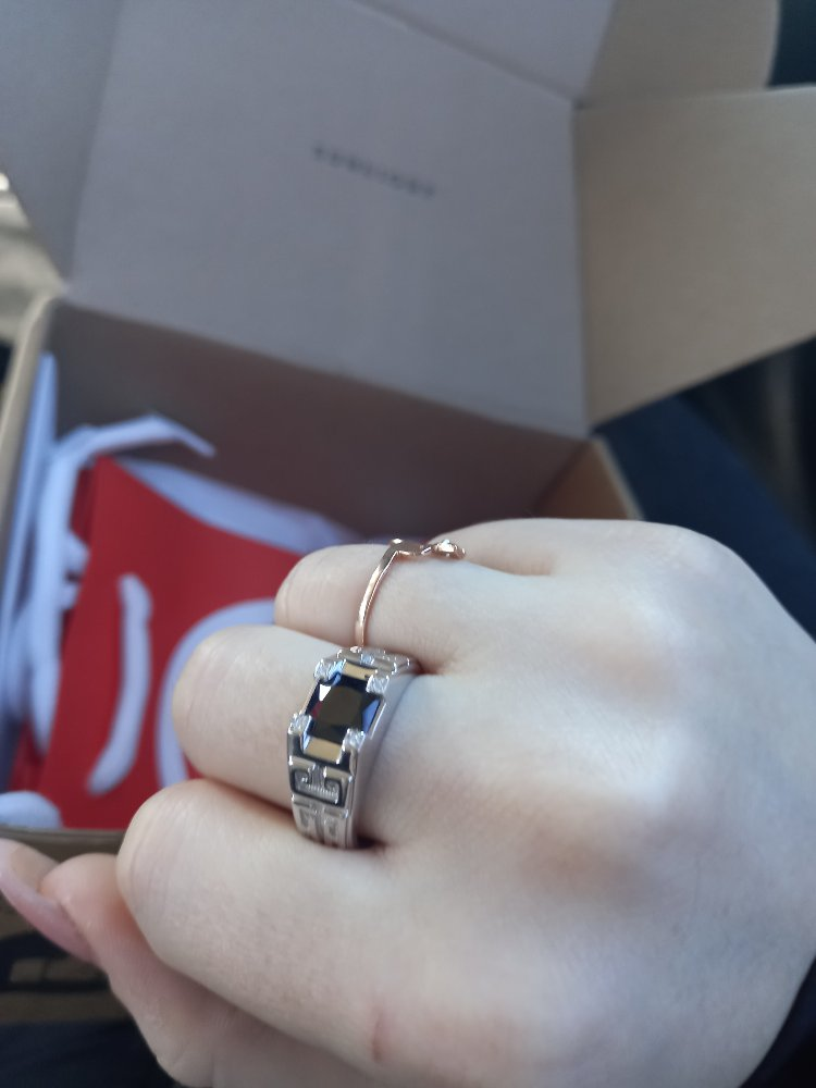 Очень красивое кольцо!!!!