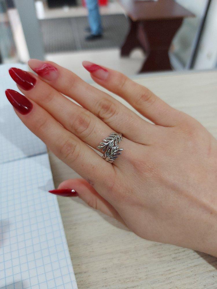 Эстетично красивое кольцо, то о чём мечтала)