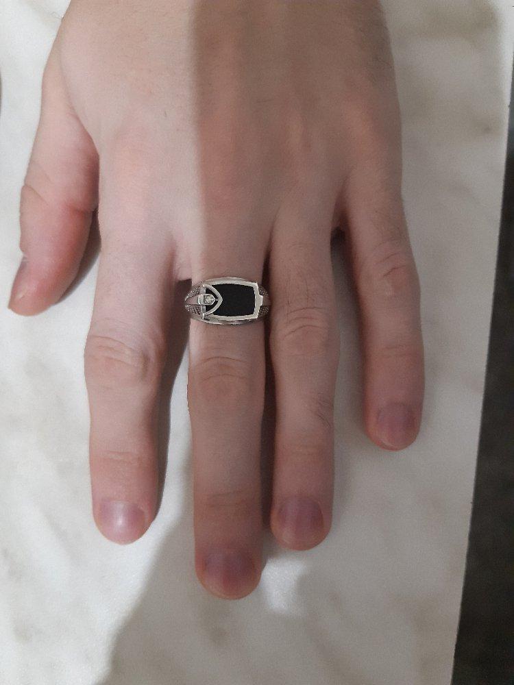 Муж в восторге. обалденное кольцо