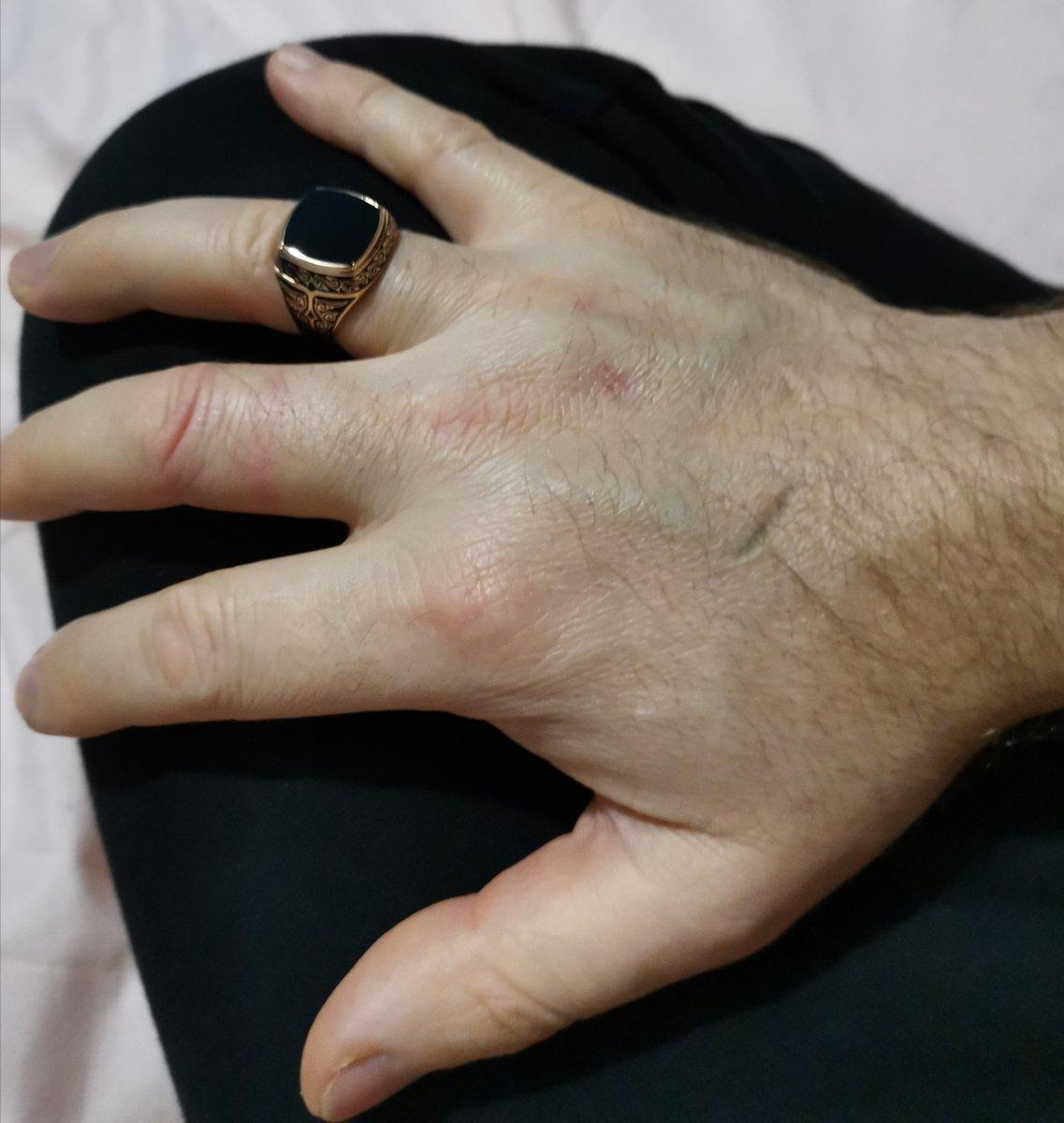 Очень крутое кольцо