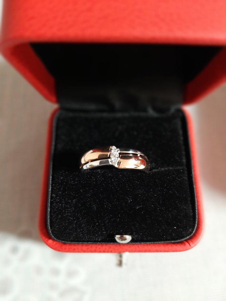 Прелестное кольцо! очень довольна подарком