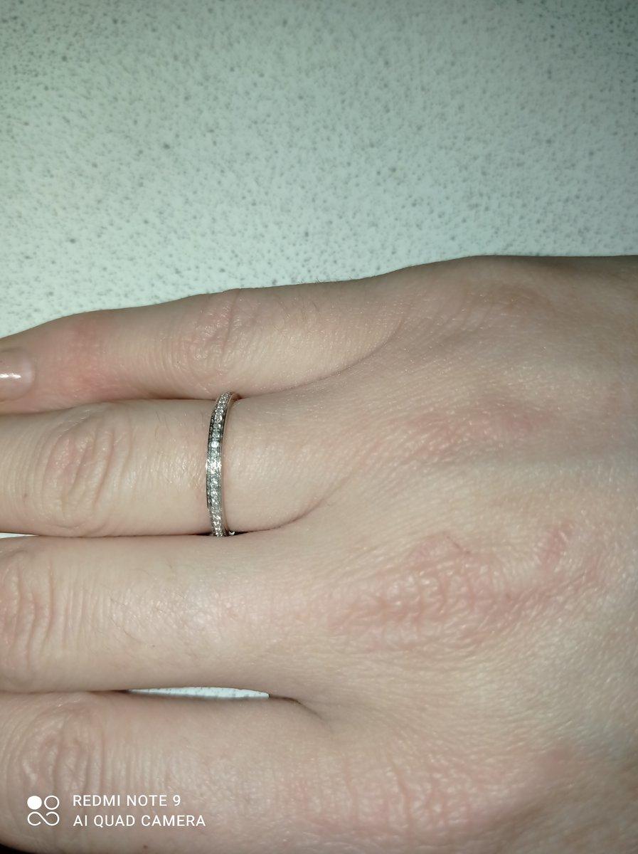 Это кольцо не оставит равнодушным ни кого)))