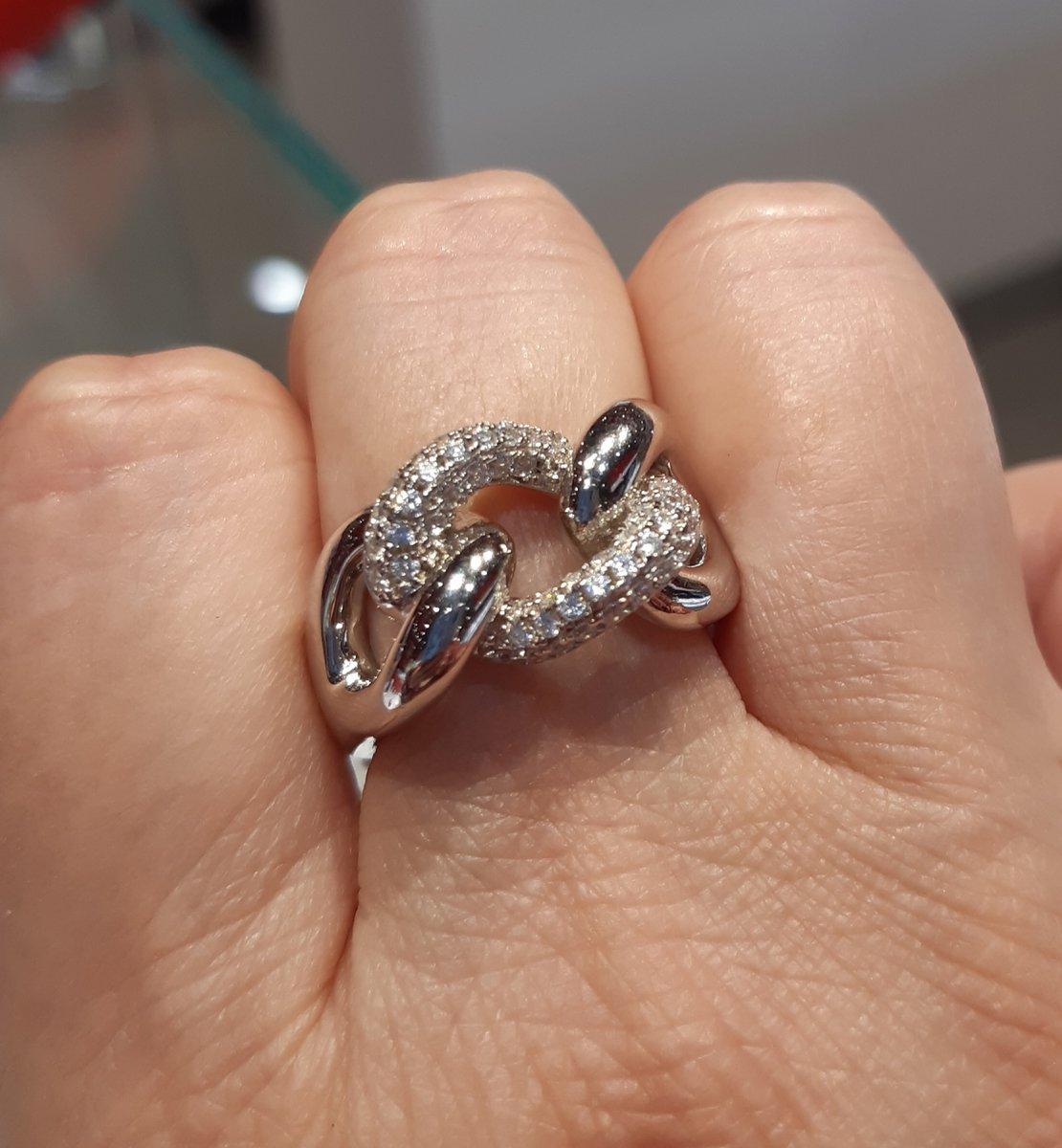 Бомбическое кольцо!🤩🎉
