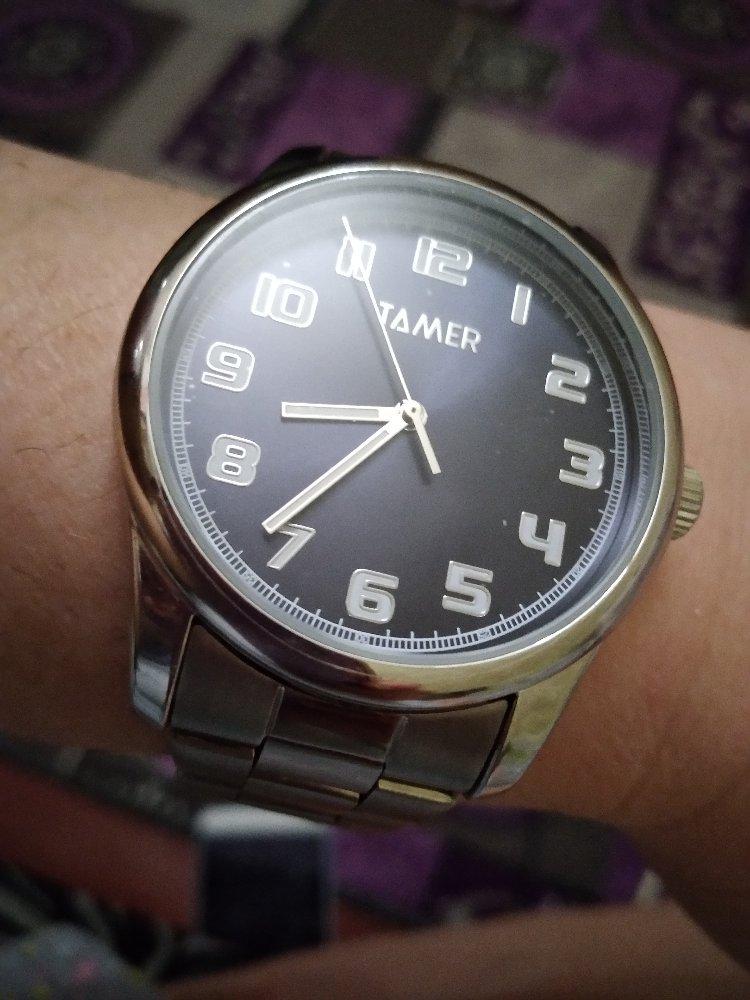 Купила часы мужу на день рождения.