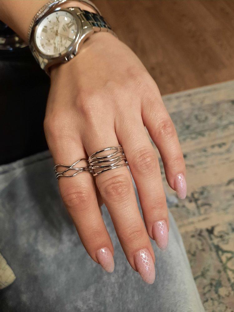Теперь мои любимые кольца!))