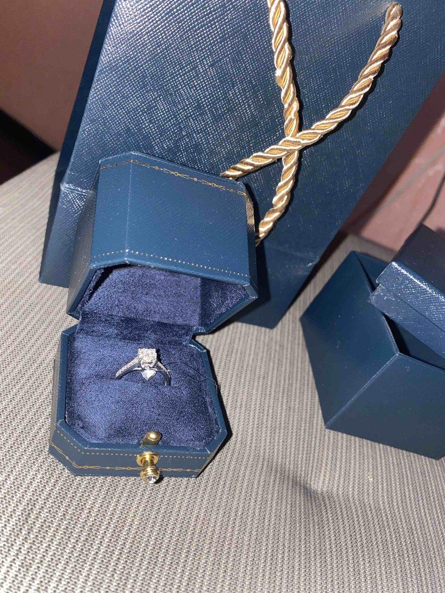 Кольцо из колекции «якутские брильянты»