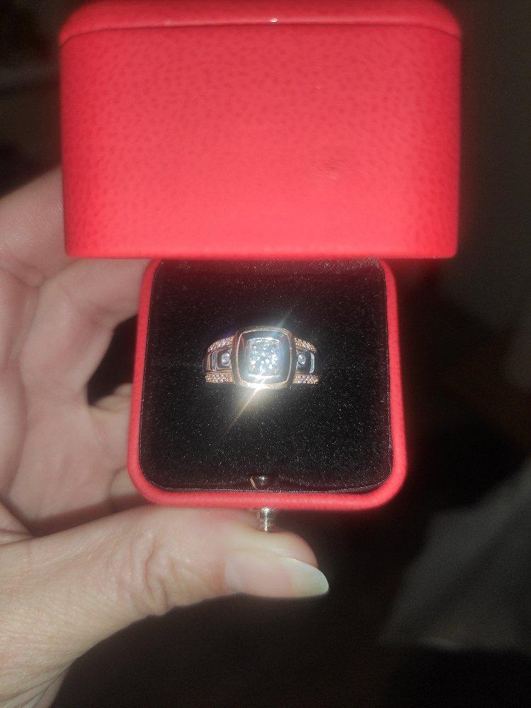 Мужское кольцо.