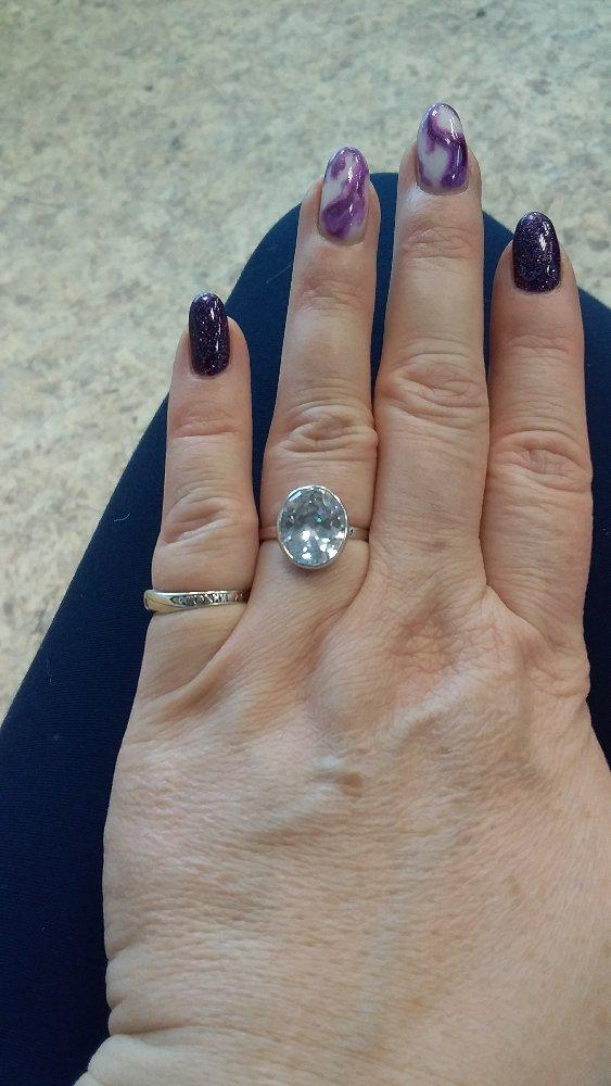 Кольцо очаровательное!