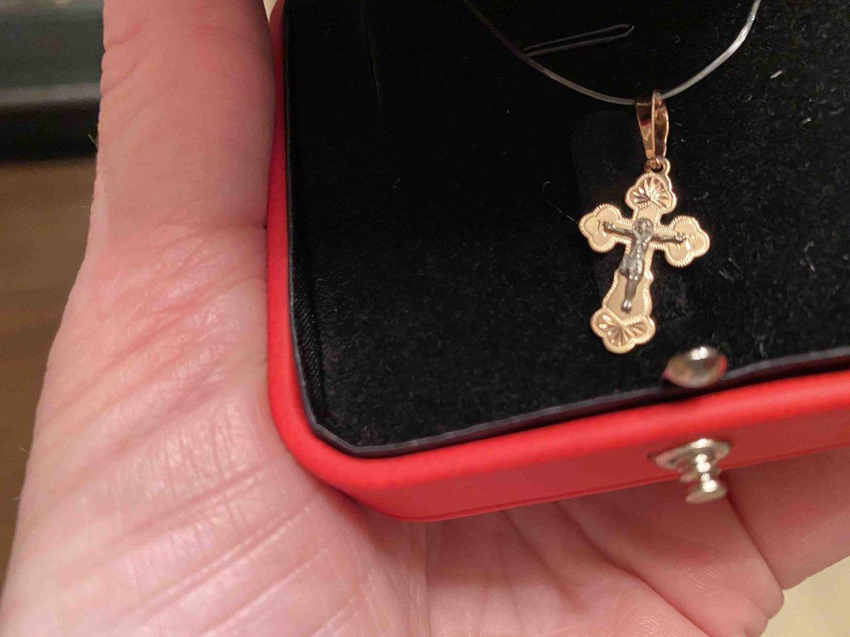 Подарочек на крестины
