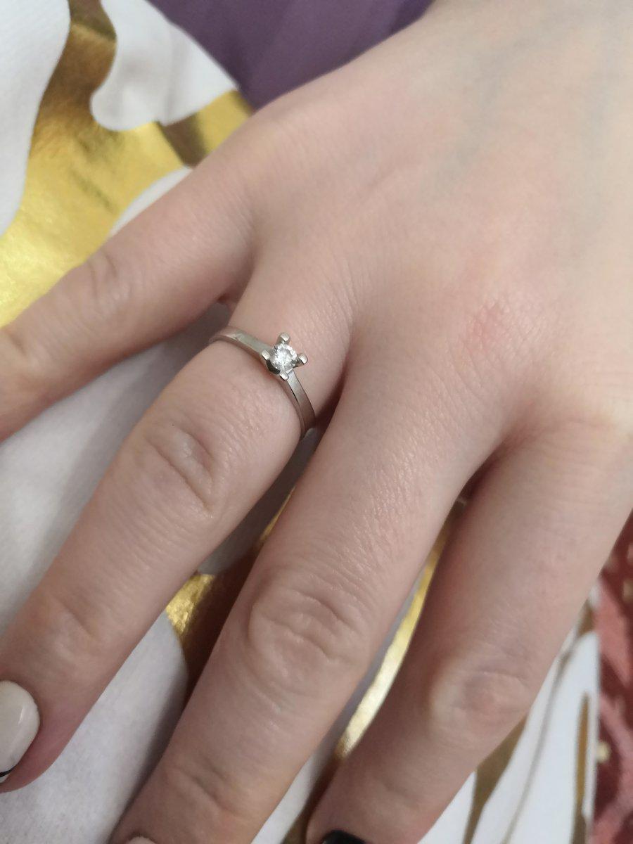 Отличное кольцо в подарок