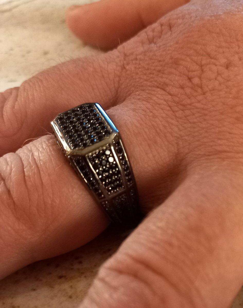 Кольцо-перстень