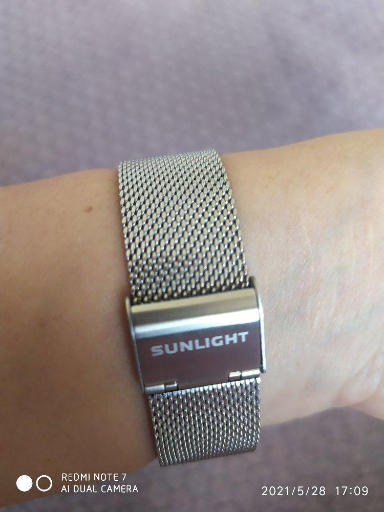 Часы <<sunlight>>