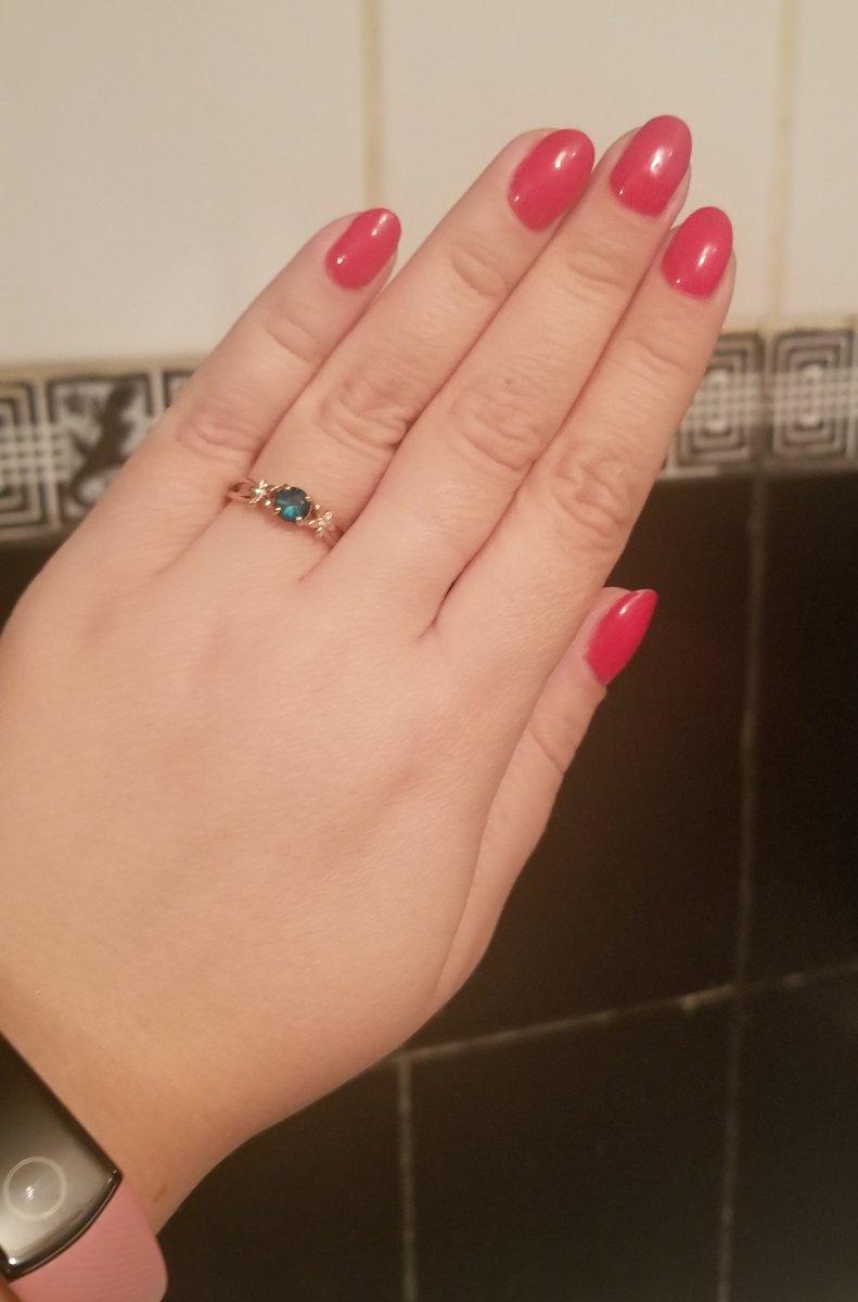 Кольцо принцессы ))